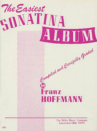 Product Cover for Easiest Sonatina Album
