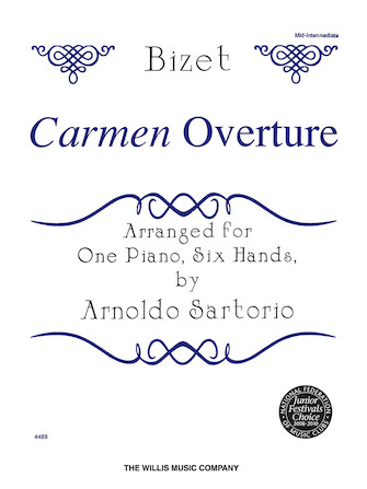 Product Cover for Carmen Overture