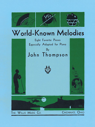 Product Cover for World-Known Melodies