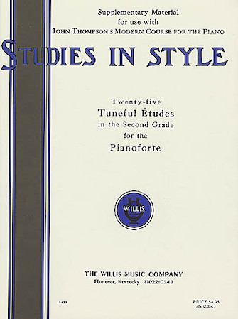 Product Cover for Studies in Style