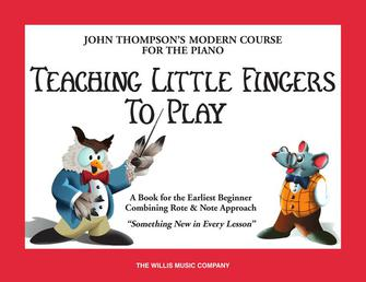 Product Cover for Teaching Little Fingers to Play