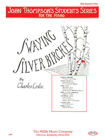 Product Cover for Swaying Silver Birches
