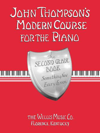 Product Cover for John Thompson's Modern Course for the Piano – Second Grade (Book Only)