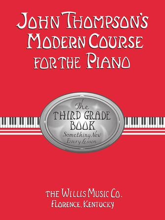 Product Cover for John Thompson's Modern Course for the Piano – Third Grade (Book Only)