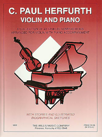Product Cover for Violin and Piano