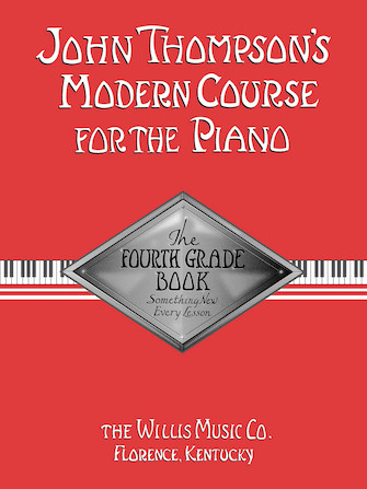 Product Cover for John Thompson's Modern Course for the Piano – Fourth Grade (Book Only)