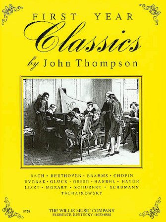 Product Cover for First Year Classics