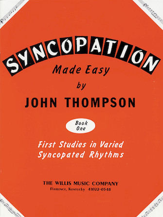 Product Cover for Syncopation Made Easy – Book 1