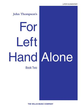 Product Cover for For Left Hand Alone – Book 2