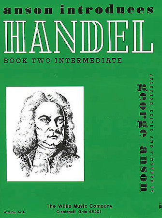 Product Cover for Handel – Miscellaneous Pieces