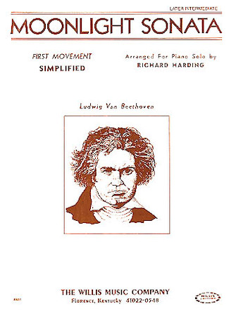 Product Cover for Moonlight Sonata (1st Movement)