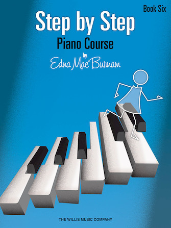 Product Cover for Step by Step Piano Course – Book 6