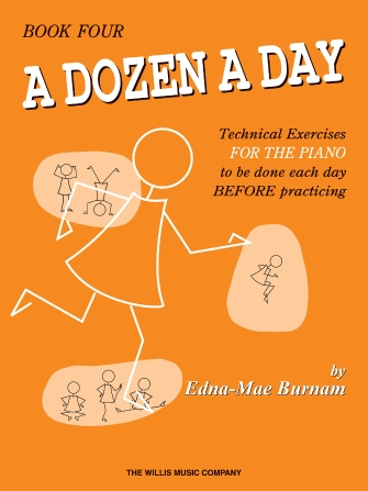 Product Cover for A Dozen a Day Book 4