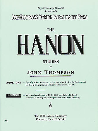 Product Cover for Hanon Studies – Book 2