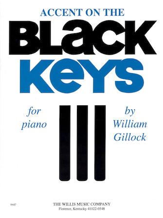 Product Cover for Accent on the Black Keys