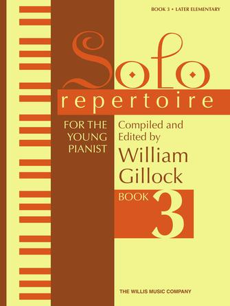 Product Cover for Solo Repertoire for the Young Pianist, Book 3