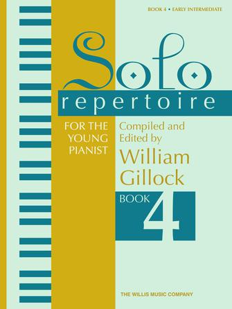 Product Cover for Solo Repertoire for the Young Pianist, Book 4