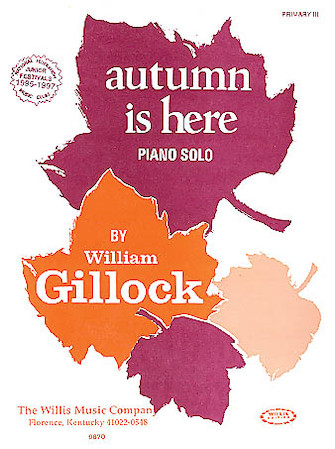 Product Cover for Autumn Is Here