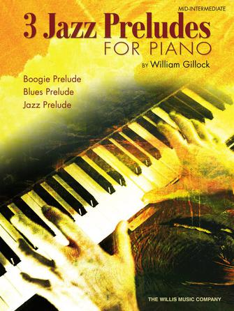 Product Cover for Three Jazz Preludes