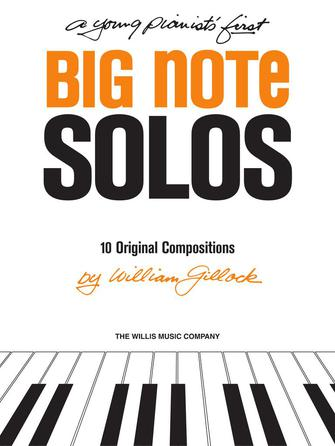 Product Cover for A Young Pianist's First Big Note Solos
