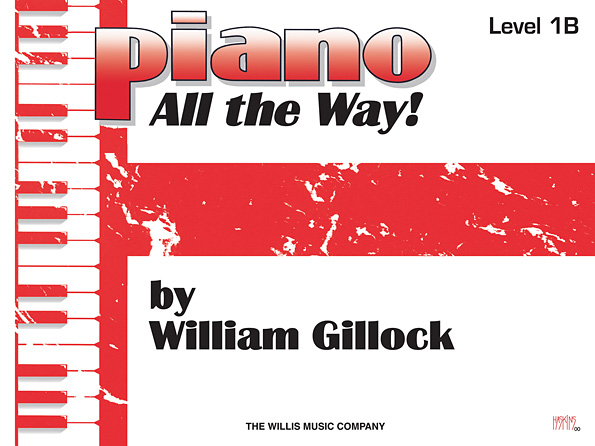 Product Cover for Piano – All the Way! Level 1B