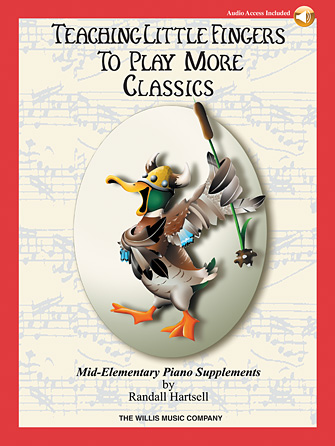 Product Cover for Teaching Little Fingers to Play More Classics