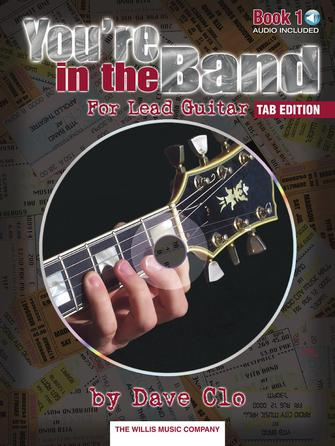 Product Cover for You're in the Band – TAB Edition