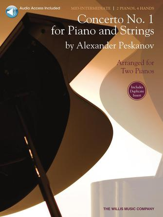 Product Cover for Concerto No. 1 for Piano and Strings