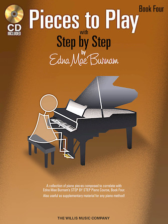 Product Cover for Pieces to Play – Book 4 with CD
