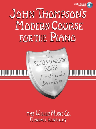 Product Cover for John Thompson's Modern Course for the Piano