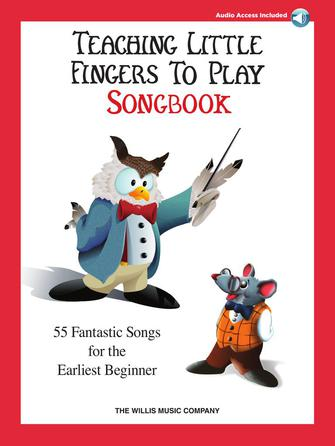 Product Cover for Teaching Little Fingers to Play Songbook – 55 Fantastic Songs for the Earliest Beginner