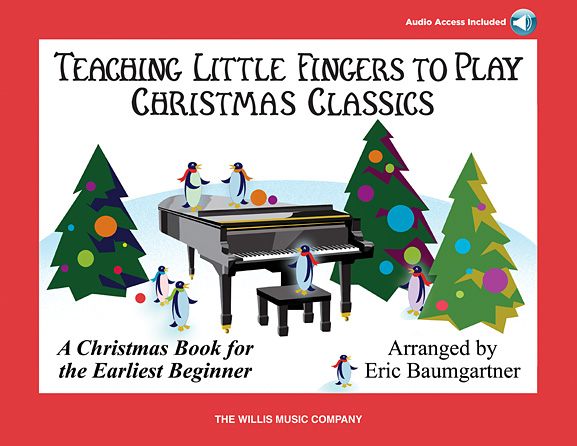 Product Cover for Teaching Little Fingers to Play Christmas Classics