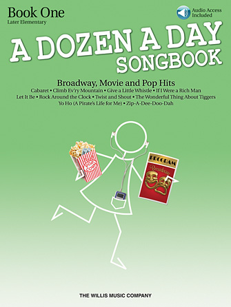 A Dozen a Day Songbook – Book 1
