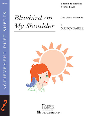 Product Cover for Bluebird on My Shoulder
