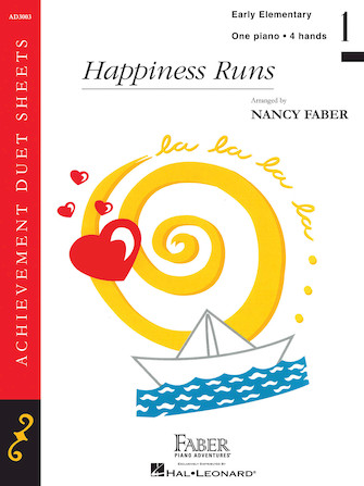 Product Cover for Happiness Runs