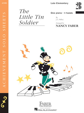 Product Cover for The Little Tin Soldier