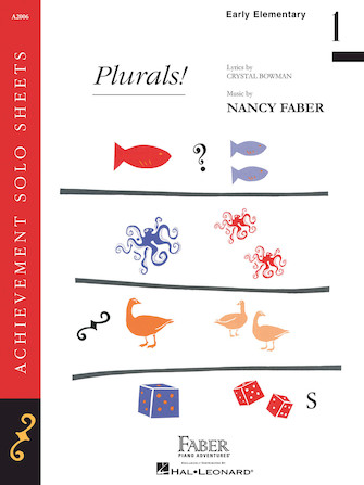 Product Cover for Plurals!