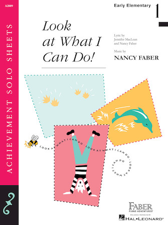Product Cover for Look at What I Can Do!