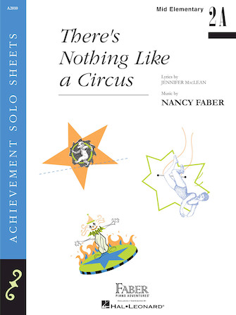 Product Cover for There's Nothing Like a Circus