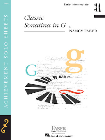 Product Cover for Classic Sonatina in G