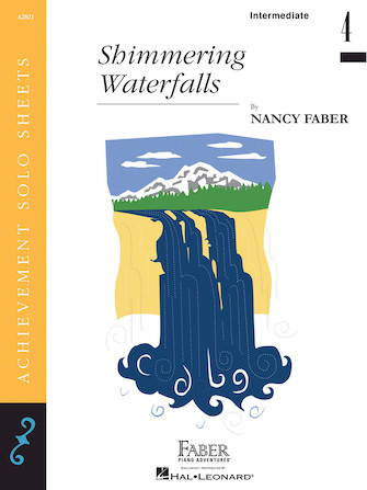Product Cover for Shimmering Waterfalls