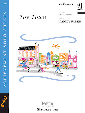 Product Cover for Toy Town