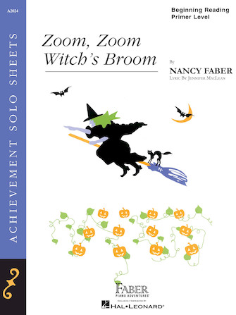 Product Cover for Zoom, Zoom, Witch's Broom