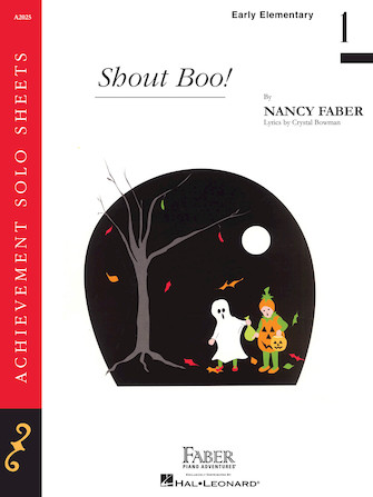 Product Cover for Shout Boo!