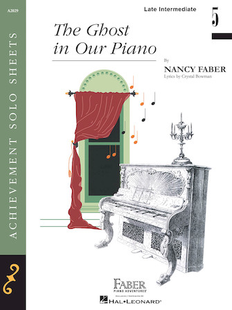 Product Cover for The Ghost in Our Piano