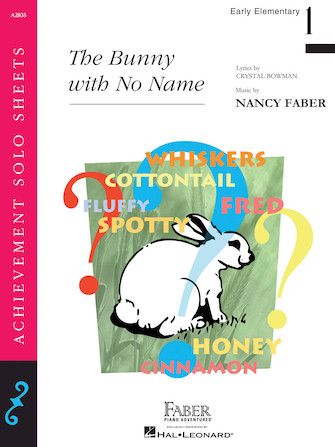 Product Cover for The Bunny with No Name