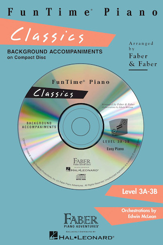 Product Cover for FunTime® Piano Classics
