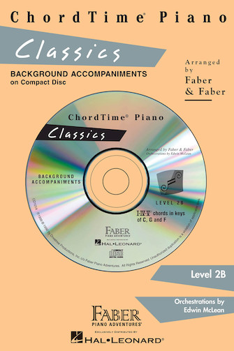 Product Cover for ChordTime® Piano Classics