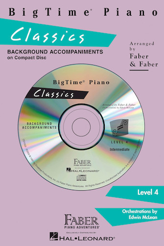 Product Cover for BigTime® Piano Classics