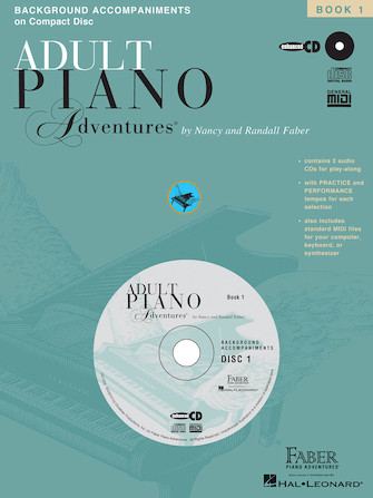 Product Cover for Adult Piano Adventures All-in-One Lesson Book 1